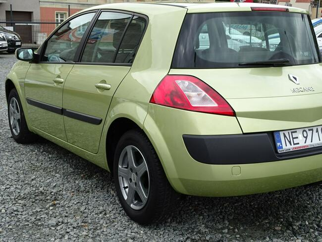 Renault Megane Benzyna Zarejestrowany Ubezpieczony Elbląg - zdjęcie 9