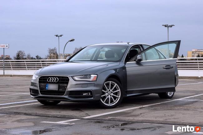 Audi A4 S Line Śródmieście - zdjęcie 5