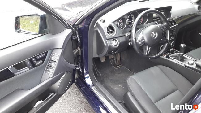 Mercedes C 170 KM BI XENON ILS BlueEFFICIENCY navi kamery Kalisz - zdjęcie 7