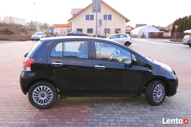Toyota Yaris 2011 Hatchback 1.3, VV-Ti, polski sal Gdynia - zdjęcie 6