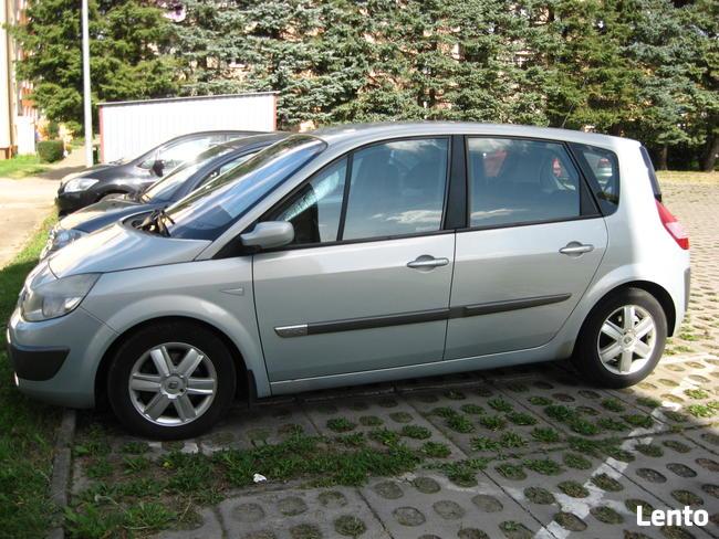 Sprzedam Renault Scenic 2 Sanok - zdjęcie 5