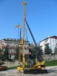 Fabrycznie nowa palownica/wiertnica TESCAR CF6 CFA Stara Bukówka - zdjęcie 2