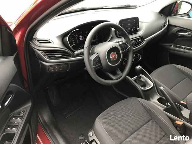 Fiat Tipo 1.4 95KM LOUNGE HB 2020! Bi-ksenon! Nawigacja! Kamera! Tarnów - zdjęcie 8