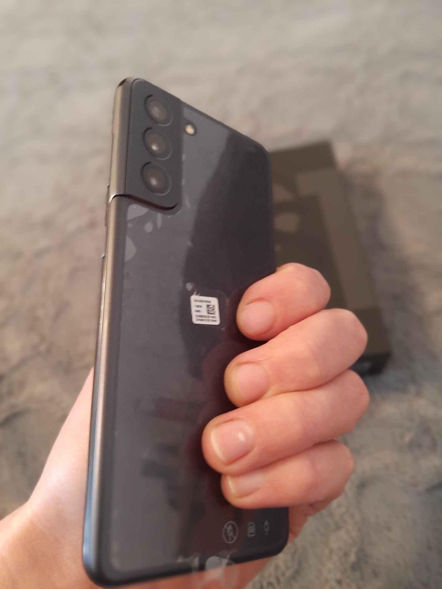 Samsung Galaxy s21 Pelnie Wiskitki - zdjęcie 1