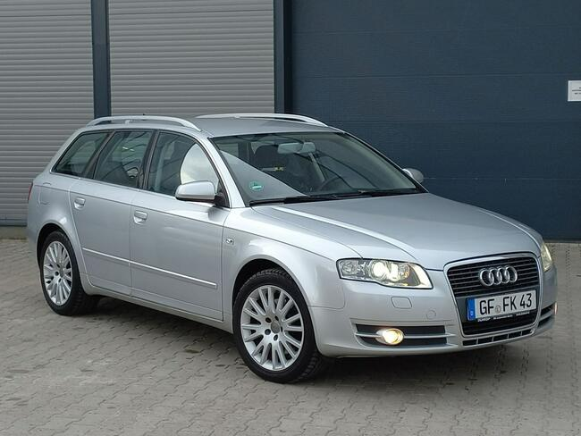 Audi A4 **Z NiEMiEC**163KM*BARDZO ŁADNA**1.8 Turbo** Olsztyn - zdjęcie 3