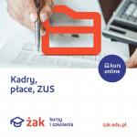 Kurs online - Kadry, płace, ZUS Sztum - zdjęcie 1