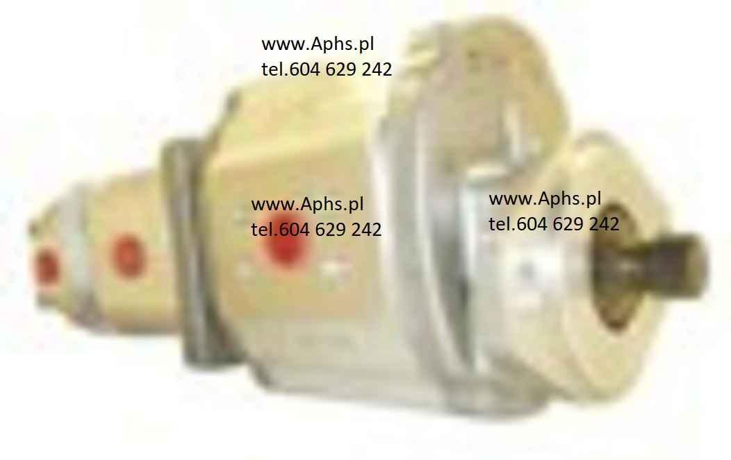 Pompa hydrauliczna do wózka widłowego Manitou Gdańsk - zdjęcie 2