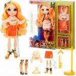 L.O.L Rainbow High Fashion Doll - Poppy Rowan lalka Galiny - zdjęcie 1