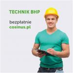 Technik BHP- kierunek dostępny za darmo w Cosinus! Gniezno - zdjęcie 1