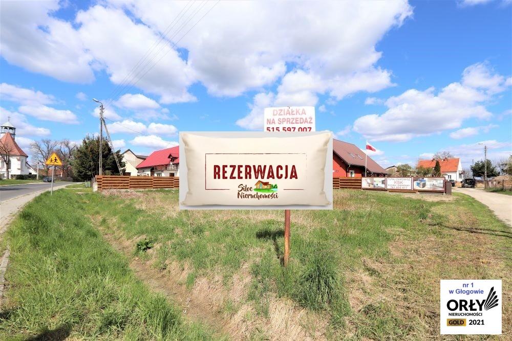 Bogdaszowice  Działka budowlana (usługowa) Bogdaszowice - zdjęcie 2