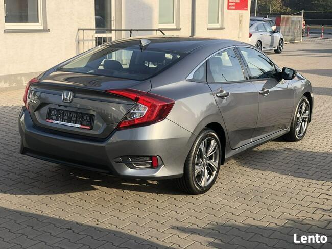 Honda Civic Przedłużona 1 rok gwarancja 1.5 MT Turbo Elegance Kraków - zdjęcie 7
