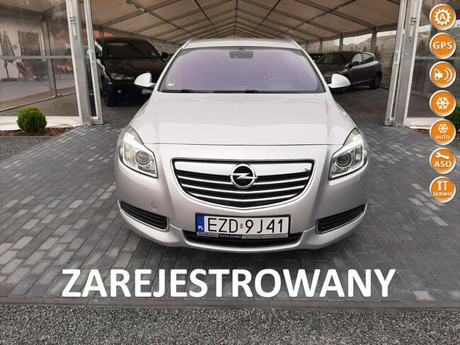 Opel Insignia 2.0 CDTI* 160 KM* AUTOMAT* Zarejestrowana* Zduńska Wola - zdjęcie 1