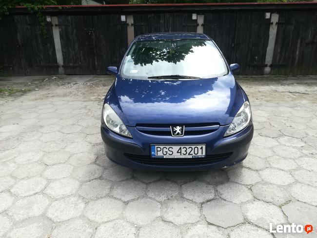 Peugeot 307, 2.0 HDI, 2001r. Stare Miasto - zdjęcie 2
