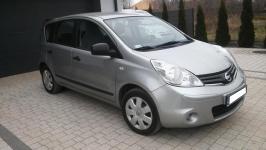 Nissan Note 1,4 benzyna 2011r Salon oryginał Płock - zdjęcie 1