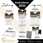 Kalendarze z logo 2022 Ostrołęka - zdjęcie 1