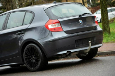 BMW 120 Opłacone 2.0i 150KM Serwis Rude skóry Navi Pdc Gwarancja Kutno - zdjęcie 12
