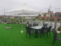 Namiot handlowy - ogrodowy 3x3 z 3  bokami Nowa Huta - zdjęcie 4