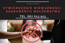 Stwierdzenie nieważności małżeństwa Toruń - zdjęcie 1