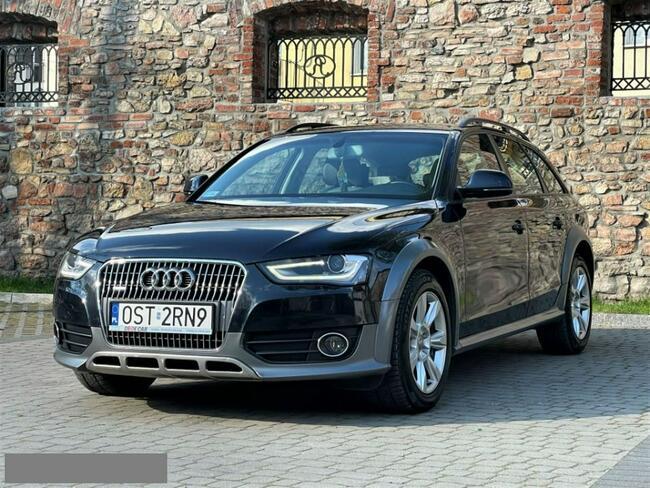 Audi A4 Allroad *Gwarancja* Quattro, B&O, S Tronic, Serwis ASO Strzelce Opolskie - zdjęcie 2