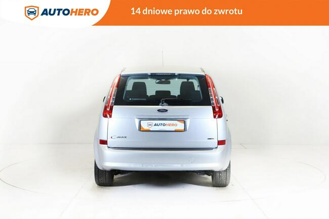 Ford C-Max DARMOWA DOSTAWA, PDC, Grzan fotele, Klima auto Warszawa - zdjęcie 5