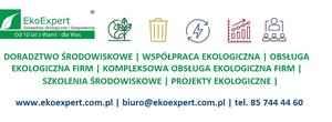 WSPÓŁPRACA EKOLOGICZNA KOMPLEKSOWA OBSŁUGA EKOLOGICZNA FIRM EKOEXPERT Białystok - zdjęcie 1