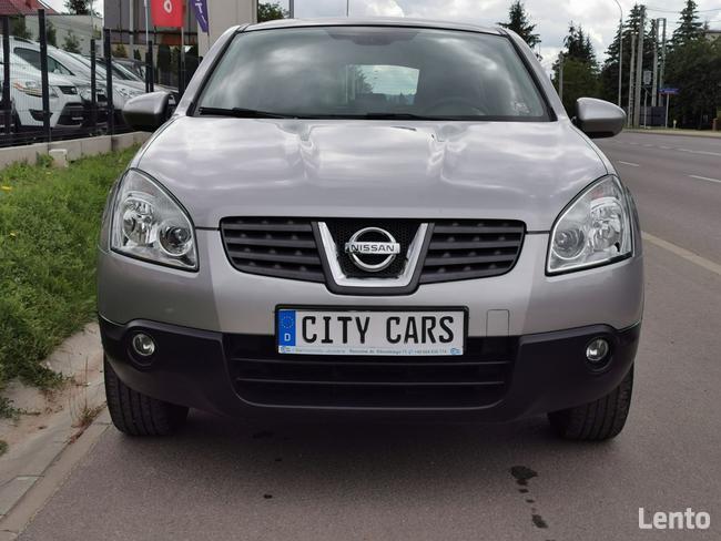 Nissan Qashqai 2.0 B 140 KM 4x4 Klima Navi Skóra Kamera z Belgii Rzeszów - zdjęcie 3