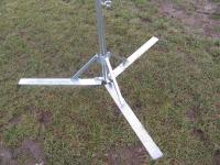 parasol ogrodowy- ekspresowy    2m  x 2m Nowa Huta - zdjęcie 2