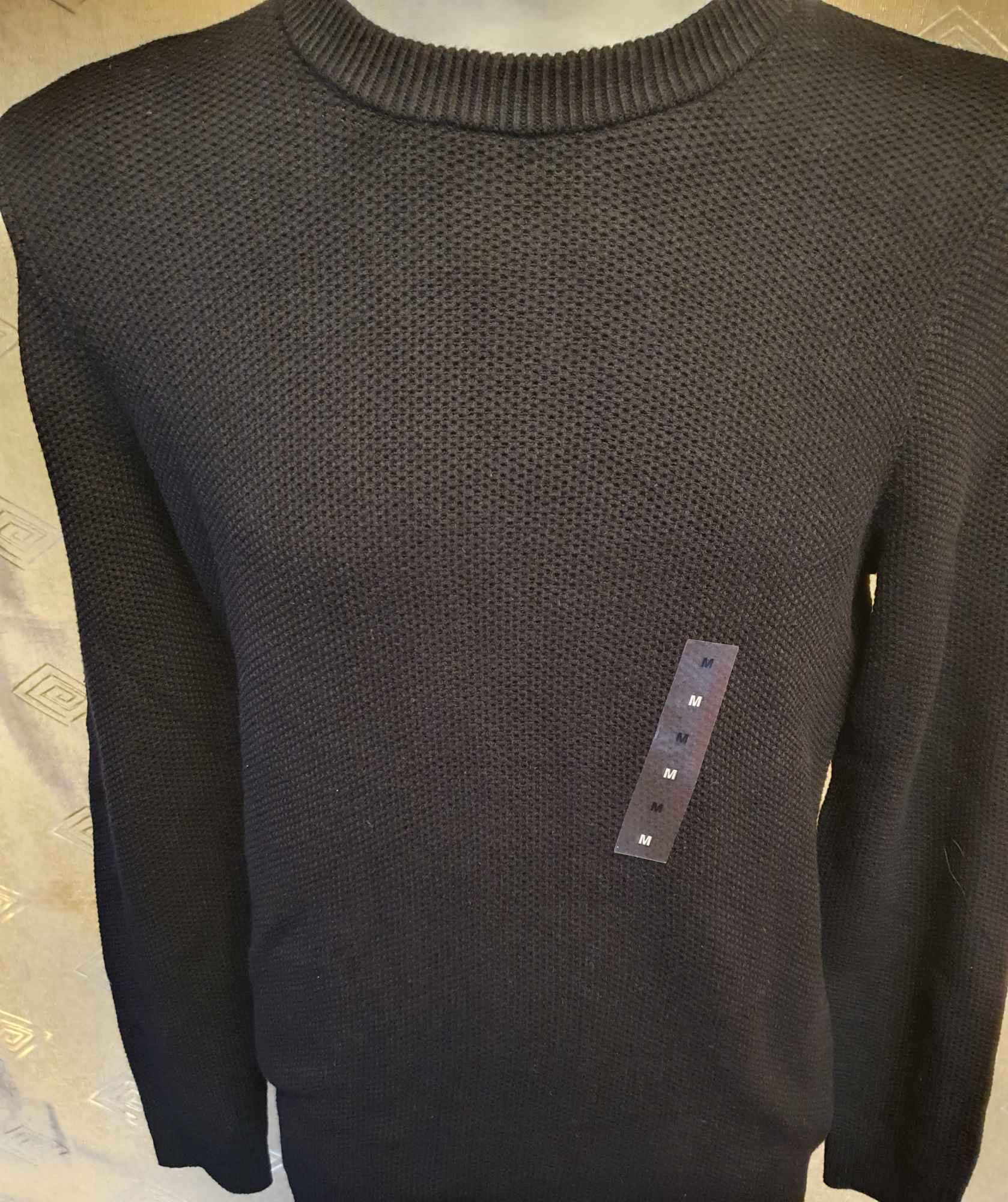 Sweter czarny Michael Kors - Rozmiar M Włocławek - zdjęcie 2