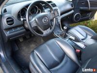 Mazda 6 Kombi 2.0 TDi Exklusive pełne wyposażenie 2009r Kalisz - zdjęcie 6