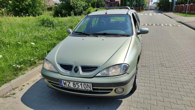 Renault Megane Salon 1.6 Benzyna GAZ Klima Jeżdżący Błonie - zdjęcie 3