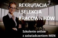 Rekrutacja i selekcja pracowników - SPD SZKOLENIA - kurs online Nowe Miasto - zdjęcie 1