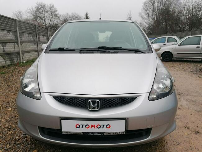 Honda Jazz 1.2LIFT Klima El szyby Stan BDB Bez Rdzy Bezwypadk Oplacony Częstochowa - zdjęcie 3