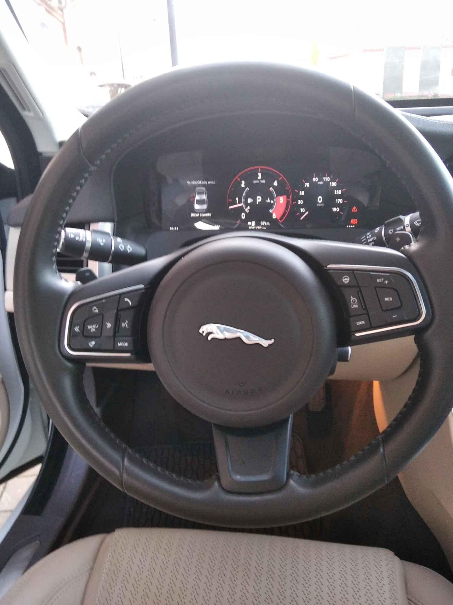 Jaguar XF 260 2.0D Prestige !!! Przebieg 39000km! Siedlce - zdjęcie 8