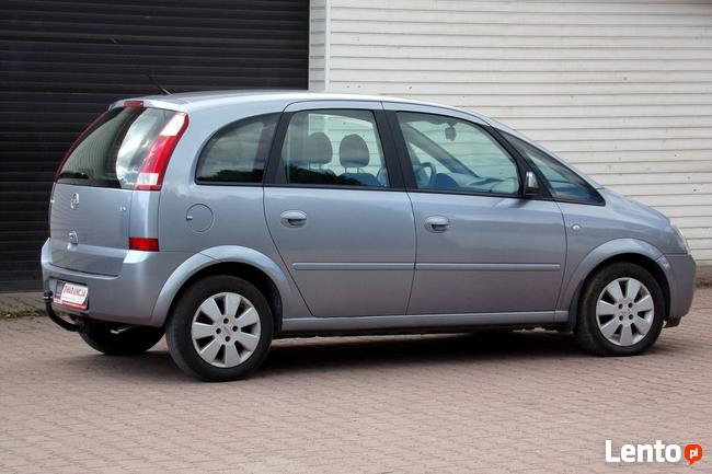 Opel Meriva Klimatyzacja / Gwarancja  / 1,6 / 100KM / 2005r Mikołów - zdjęcie 4