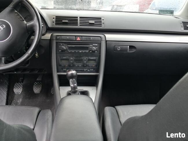 Audi A4 B6 full opcja Bogate wyposażenie czarna skóra Warto! Rusinów - zdjęcie 5