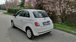 Fiat 500 Salon Automat Panorama Benzyna Błonie - zdjęcie 8