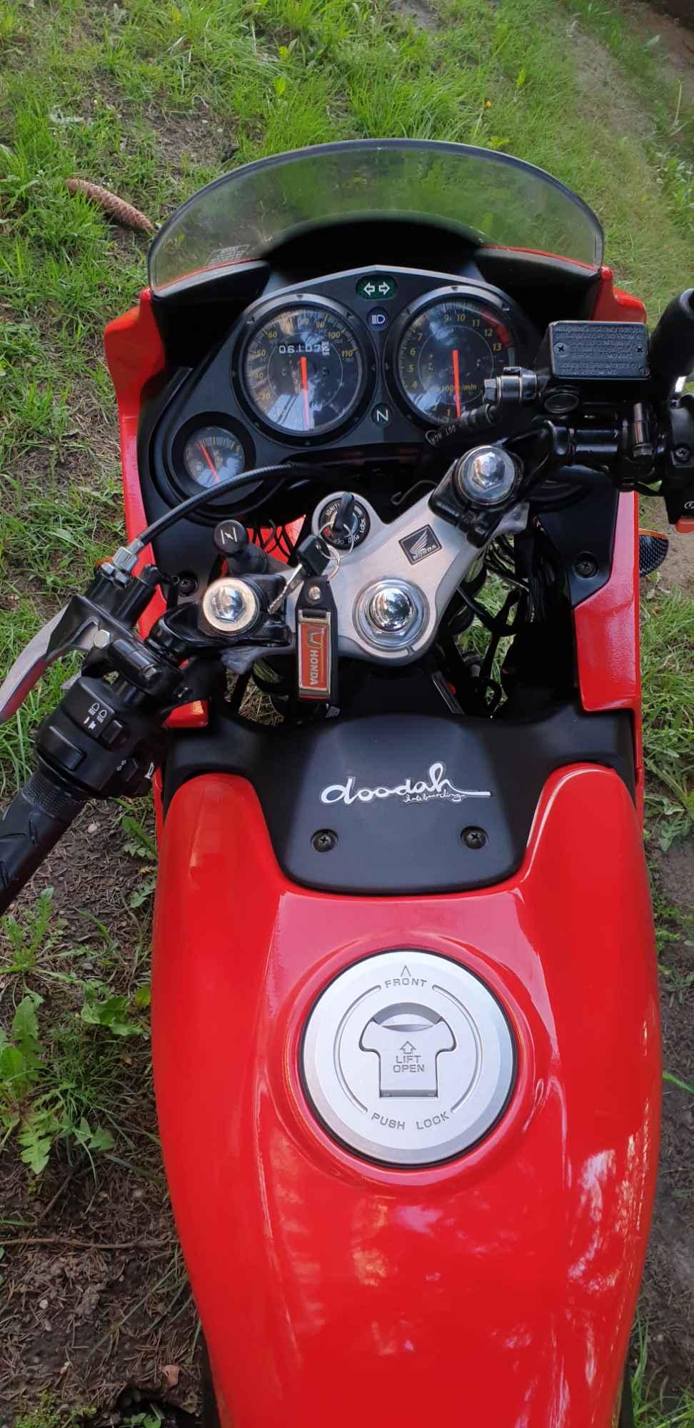 Honda Cbr 125r Barchów - zdjęcie 11