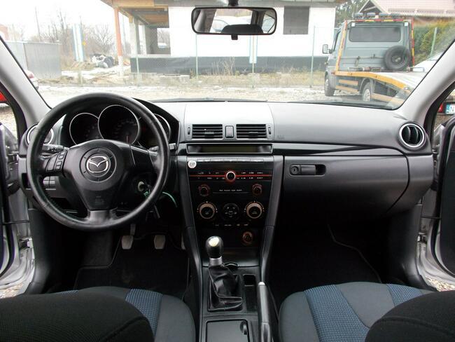 Mazda 3 Opłacona Zdrowa Zadbana Serwisowana Klimatyzacją 1Wł 100 Aut Kisielice - zdjęcie 10