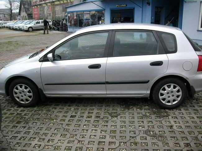 Honda Civic Katowice - zdjęcie 4