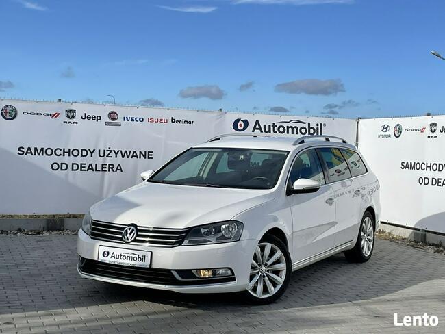 Volkswagen Passat 2,0TDI- 4x4- comfortline - DSG 7- 150KM Wejherowo - zdjęcie 1