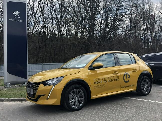 Peugeot 208 elektryk , super cena ,auto demonstracyjne Łódź - zdjęcie 1