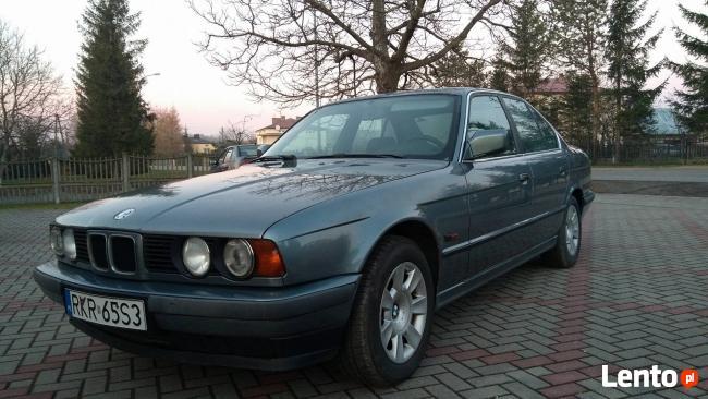 Sprzedam BMW 520i Rymanów - zdjęcie 3