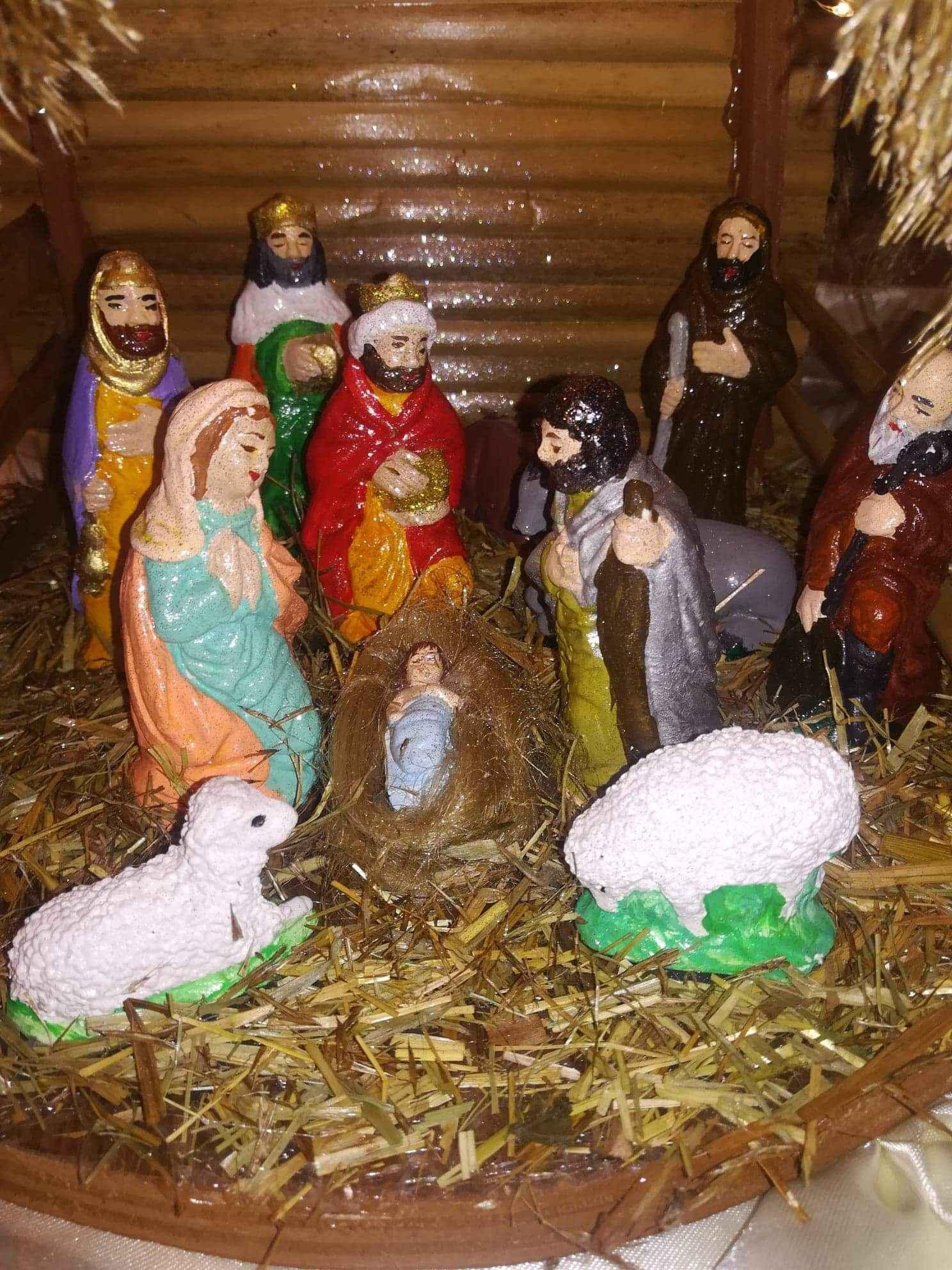 Szopka Bożonarodzeniowa Saduny - zdjęcie 3