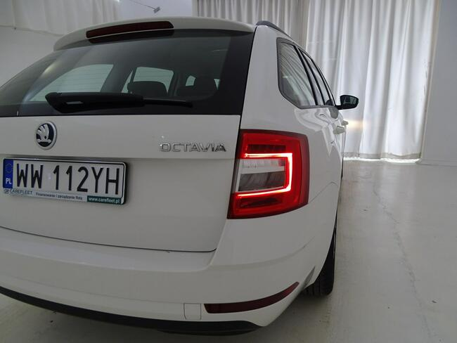 Škoda Octavia 2.0 TDI Ambition DSG Kombi Salon PL! 1 wł! ASO! FV23%! Ożarów Mazowiecki - zdjęcie 8
