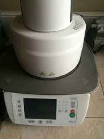 Programat EP 5010 Ivoclar Dental Ceramic Furnace And Vacuum Pump Wawer - zdjęcie 1