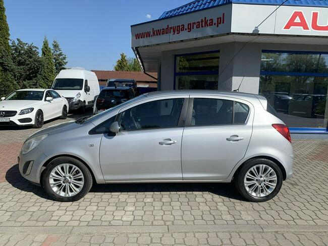 Opel Corsa 100KM Cosmo, Duże radio, Alumy, Salon Polska ,Gwarancja ! Tarnowskie Góry - zdjęcie 8