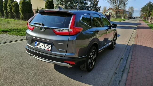Honda CR-V Hybryda 2.0 184KM AWD Skóra Navi LED Zadbana Błonie - zdjęcie 8