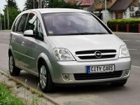 Opel Meriva 1.6 B 100 KM Jedyne 140 tys. km Klimatron z Niemiec Rzeszów - zdjęcie 9