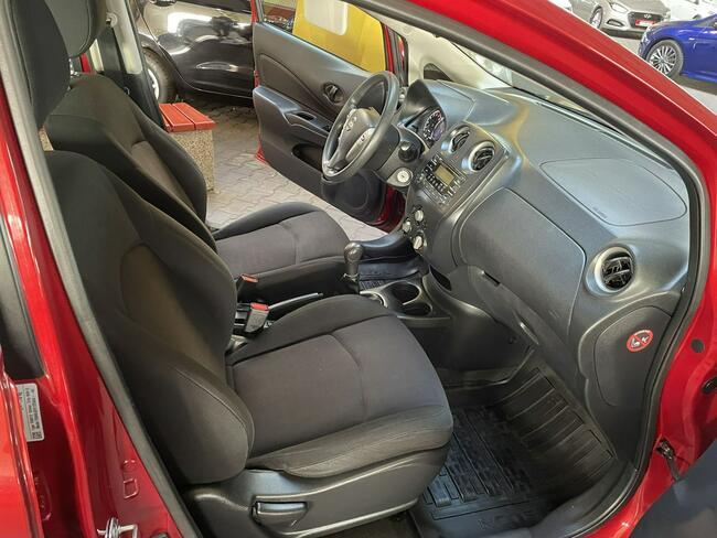 Nissan Note ZOBACZ OPIS !! W podanej cenie roczna gwarancja Mysłowice - zdjęcie 9