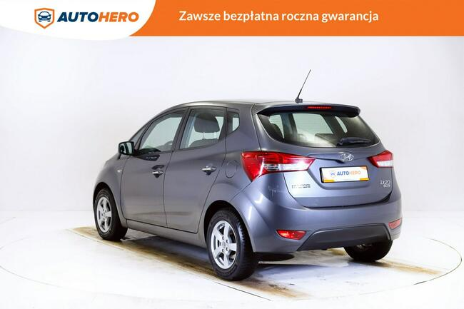 Hyundai ix20 DARMOWA DOSTAWA Klima.auto, Multifunkcja, Hist.Serwis Warszawa - zdjęcie 3